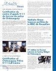 Châteauguay Magazine - Ville de Châteauguay - Page 7