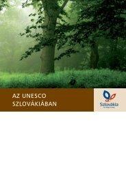 AZ UNESCO SZLOVÁKIÁBAN - SACR