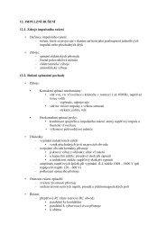 12. IMPULZNÍ RUŠENÍ 12.1. Zdroje impulsního rušení • Definice ...