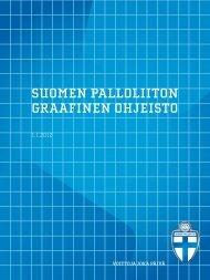 Suomen palloliiton Graafinen ohjeiSto - Suomen Palloliitto