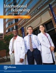 International Fellowship PROGRAM