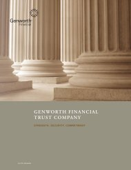 2010_04 GFTC bro.indd - Genworth Financial Wealth Management ...