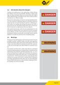 Operating Instructions - Vetter - Page 6