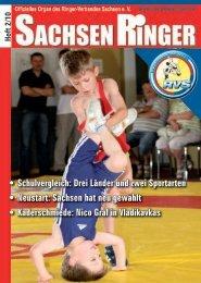 Judo am 22. Juni 2010 in der ARENA Leipzig - Ringer-Verband ...