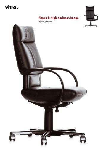 Figura II High backrest /Imago