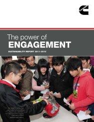 engagement - Cummins