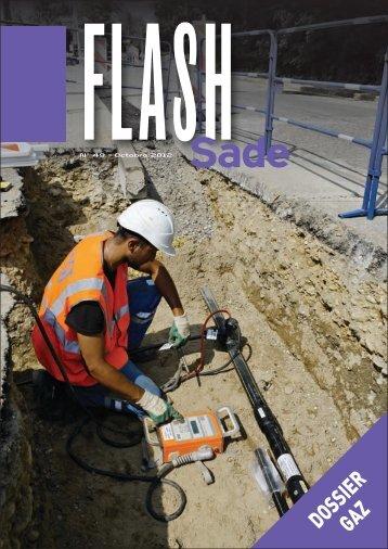 Dossier Gaz - La Sade
