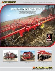 SEEDBED PREPARATION TOOLS - AGCO Iron