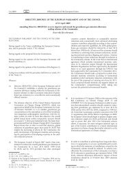 Directive 2009/29/EC of the European Parliament and of ... - EUR-Lex