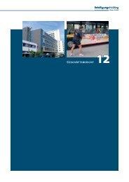 Geschäftsbericht 2012 - BeteiligungsHolding Hanau