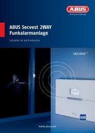 ABUS Secvest 2WAY Funkalarmanlage