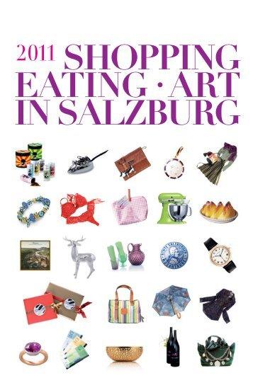 Shopping Guide 2011_Layout 1 - Altstadt Salzburg