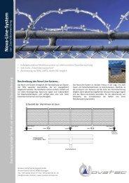 Nova-Line-System - Novatec Sicherheit und Logistik GmbH