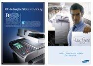 BLI-Test zeigt die Stärken von Samsung!