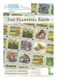 Das Planspiel Raum - Werkzeuge für Modelle einer nachhaltigen ...