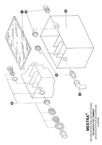 080086 Decantadora para recortadora (16-03 ... - Dentdeal-shop.de