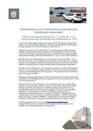 Klimamål baner vej for verdens første serieproducerede brintbil og ...