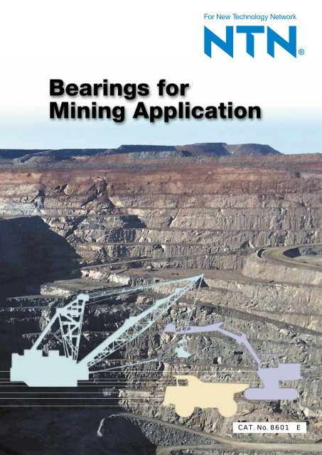 Bearings for Mining Applications