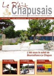 L'été sous le soleil de Bourcefranc-Le Chapus
