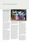 AHN Newsletter Issue N˚7 August 2011 - Anglican Health Network - Page 2