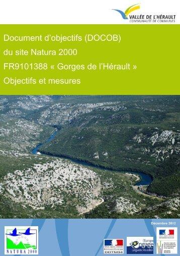 Objectifs et mesures validé - Communauté de Communes Vallée de ...