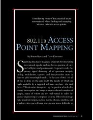 POINT MAPPING