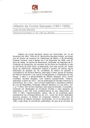 Alberto da Cunha Sampaio (1841-1908) - Casa de Sarmento ...