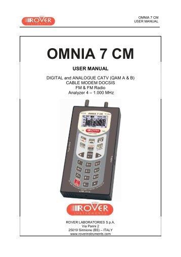 omnia one users manual les techniques de la radio fm et rh yumpu com Omnia W New Samsung Windows Phone