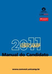 Manual 2011 - Unicamp