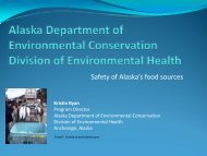 The Safety of Seafood and Wild Foods after Fukushima - Climate ...