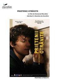 CAIET DE PRESA - Clorofilm