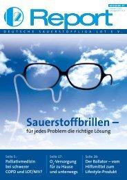 O2-Report 2 - Deutsche Selbsthilfegruppe für Sauerstoff-Langzeit ...