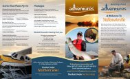 6828-014 YKOA_brochure.indd - Yellowknife Outdoor Adventures