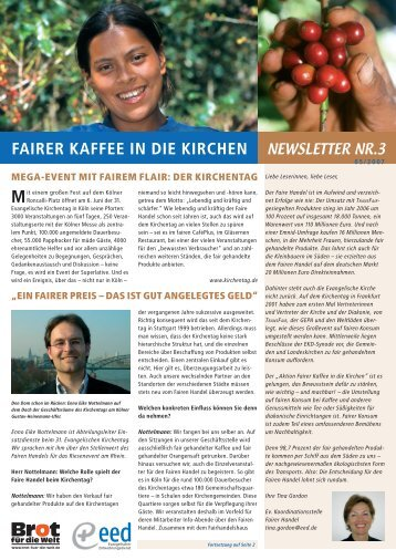 Download (PDF; 1,9 MB) - Fairer Kaffee in die Kirchen