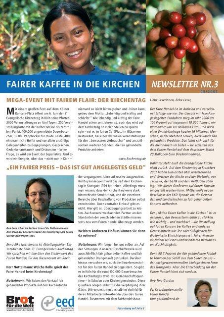 Download (PDF; 1,9 MB) - Fairer Kaffee in die Kirchen