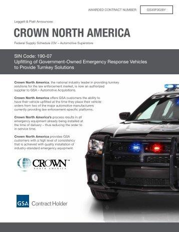 GSA Contractor PDF Low Res - Crown North America