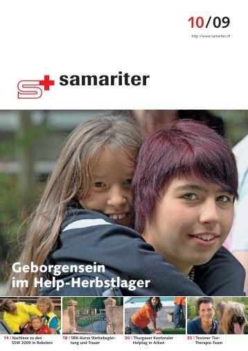 Ausgabe 10 vom 21. Oktober (4.4 MB) - Der Schweizerische ...