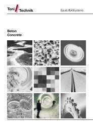 Beton Concrete - Sartorom