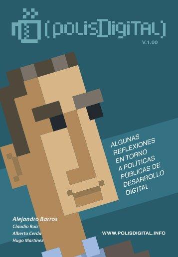 sitio Web - Alejandro Barros