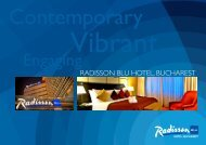 Engaging - Radisson Blu