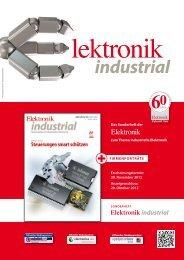 Elektronik industrial - Funkschau