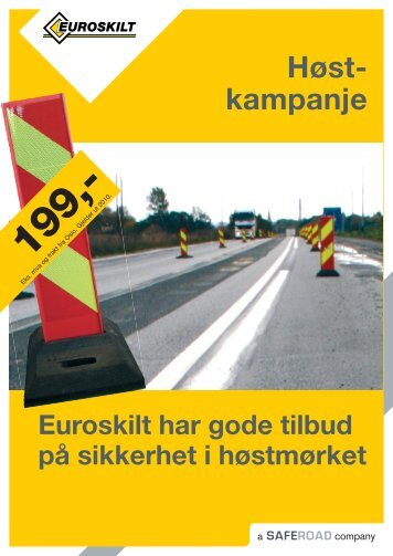 Høst- kampanje - Euroskilt AS