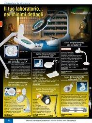 Il tuo laboratorio... nei minimi dettagli - Futura Elettronica