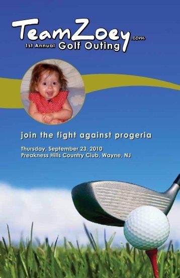 Click here - Progeria Research Foundation