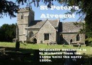 Alvescot Church Guide - Oxfordshire Cotswolds