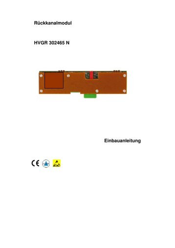BDA HVGR302465.pdf - Preisner