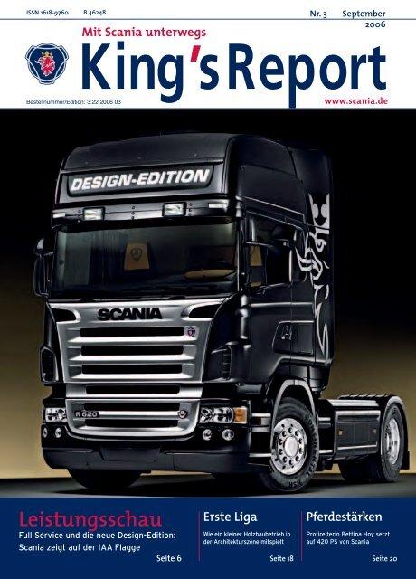 Leistungsschau - Scania