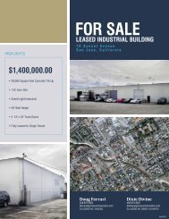 For Sale - Prime Commercial, Inc