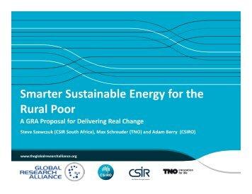 GRA Smarter Energy 190612 -project - Innovationeasterncape.co.za