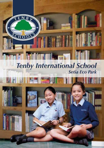 SEP Aug 2011 - Tenby Schools Malaysia